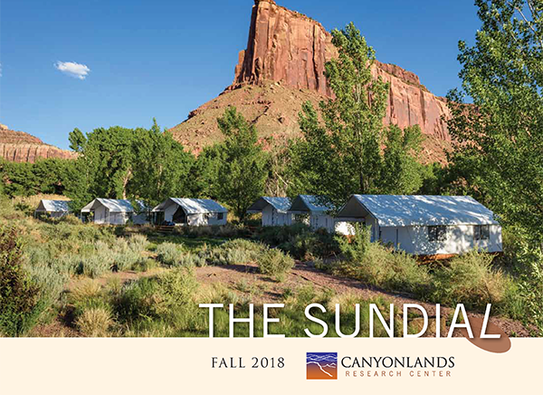 The Sundial Newsletter: Fall 2018